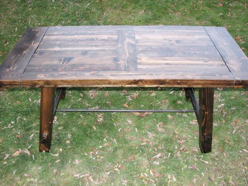 Custom Made Country Harvest Dining Table