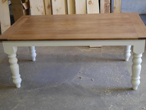 Custom Made Custom Made Farmhouse Table