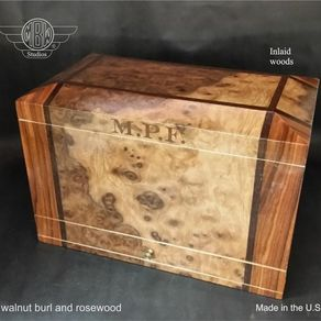 d6bde4f77a960 Humidor Handcrafted In The U.S. Hd75-1 by Michael Benton