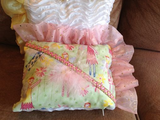 Custom Made Tooth Fairy Pillows