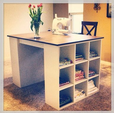Custom Made Custom Desk/Island