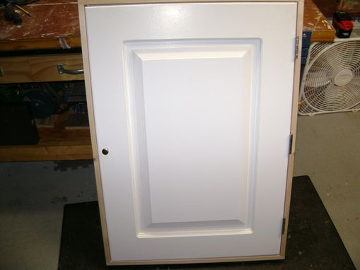 Custom Made Dormer Crawl Space Door By Jm Wood