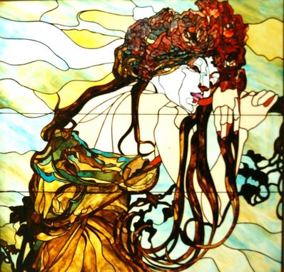 Custom Made Alphonse Mucha Reproduction