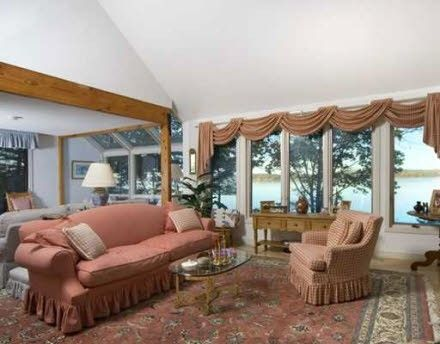 Custom Made Custom Window Treatments & Slipcovers