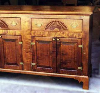 Custom Made Highboy