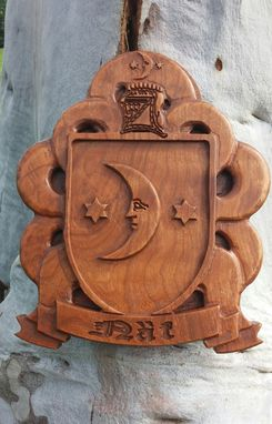 Custom Made Family Coat Of Arms