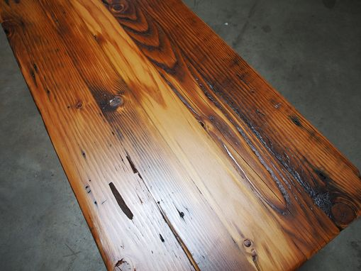 Custom Made Reclaimed Fir Coffee Table