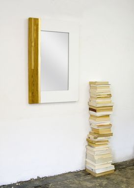 Custom Made Kenwood Mirror Reclaimed Wood Mirror