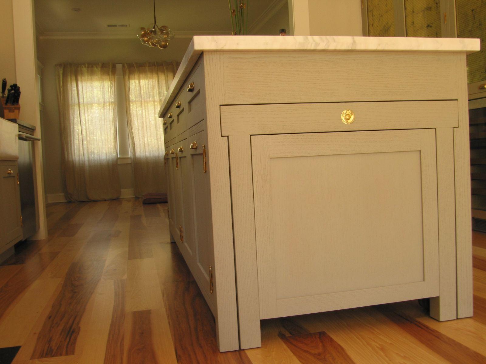 Custom Made High End Kitchen Renovation Napa Ca by Stil Novo