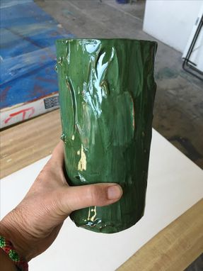 Custom Made Vase Collection Imprint (Empreinte). Ready To Ship