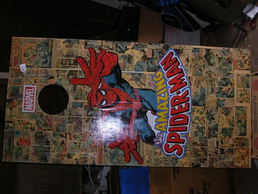 Custom Made Corn Hole Boards