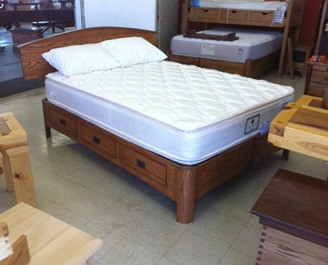 Custom Made Urban Flex Adjustable Storage Bed