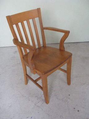 Custom Made Santa Fe Country Style Dining Chair