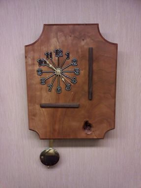 Custom Made Pendulum Clock