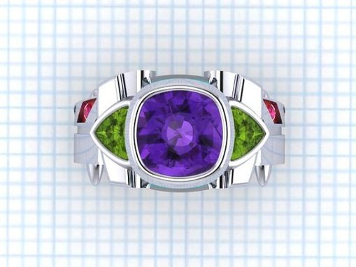 Custom Made Lightyears Ring, To Infinity-Ladies