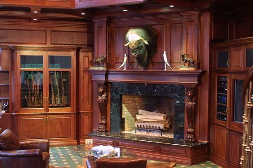 Custom Made Fireplaces