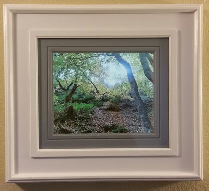 Custom Made 8x10 Backlit Photo Frame
