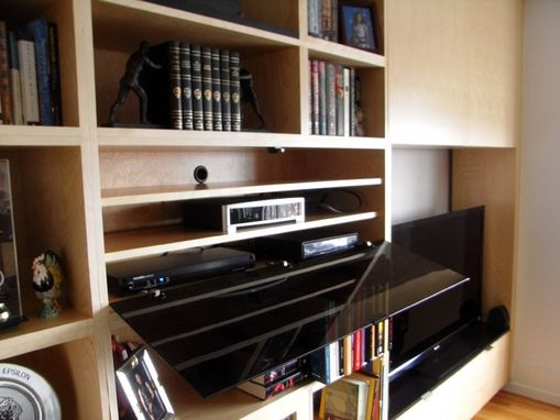 Custom Made Custom Media Center
