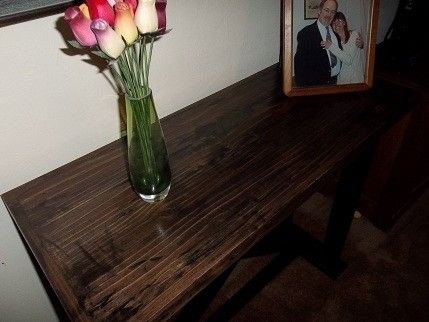 Custom Made Hall/Sofa Table