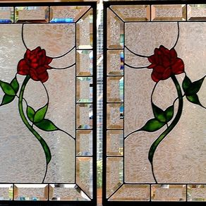 decorative glass window inserts. Cabinet Door Inserts Custom Stained Glass  CustomMade com