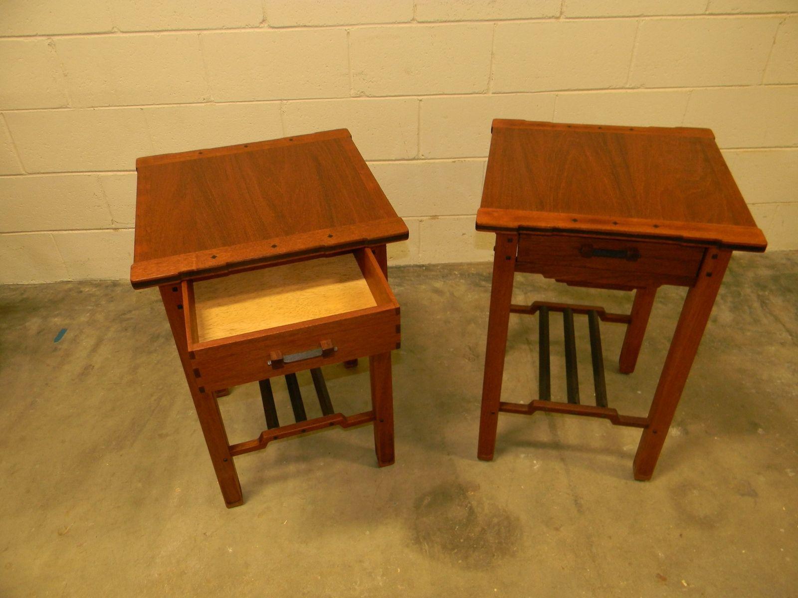 Greene and Greene Style Furniture and Decor