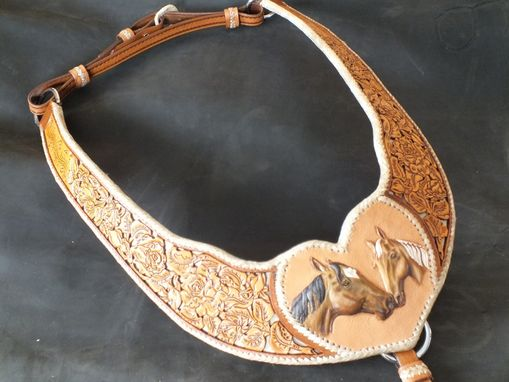 Custom Made Horse Martingale (Breast) Collar