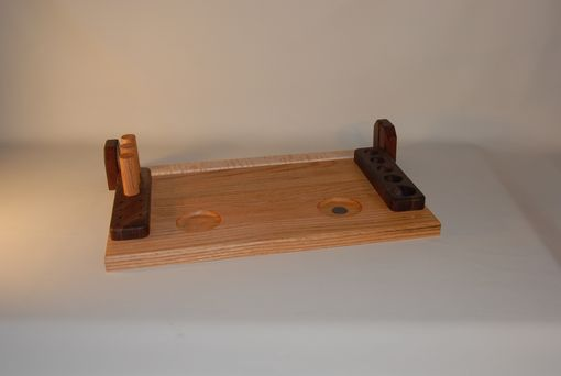 Custom Made Fly Tying Bench For The Nor-Vise