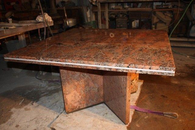 Custom Granite Table For Sale By Stone Age Granite