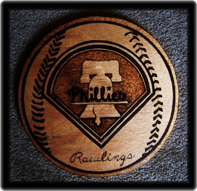 Custom Made Wood, Signs, Custom, Plaques, Graduation Gift Ideas, School Logo Plaques, Man Cave Decor