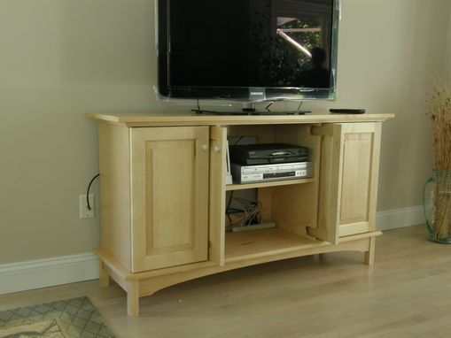 Custom Made Cusom Tv Cabinetry