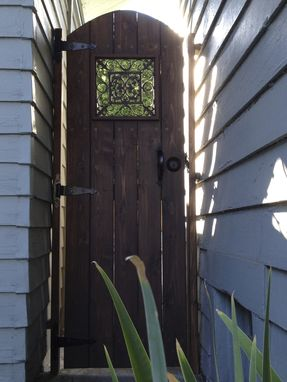 Custom Made Secret Garden Gates