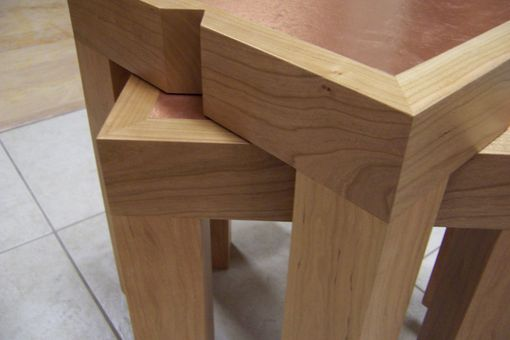 Custom Made Stackable Coffee Tables