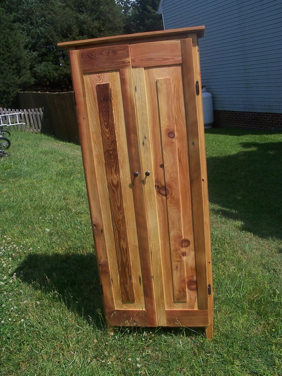 Custom Made 2 Door Jelly Cupboard Made From Reclaimed Antique Barnwood - Buy A Hand Crafted 2 Door Jelly Cupboard Made From Reclaimed Antique