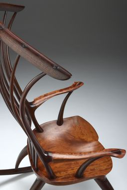 Custom Made Lenox Spider Rocker