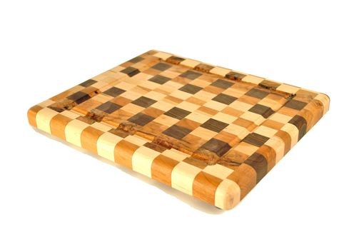 Custom Made Small Checked Cutting Boards