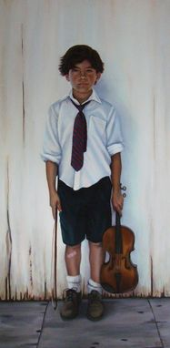 Custom Made Portraiture And Figurative