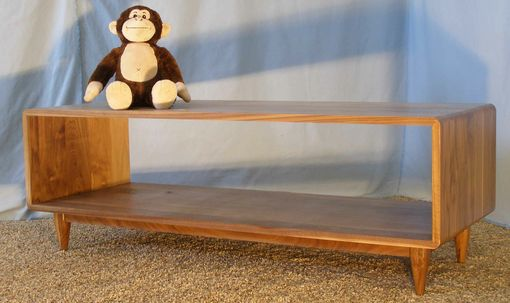 Custom Made Danish Modern Coffee Table (Item # Etsw 511)