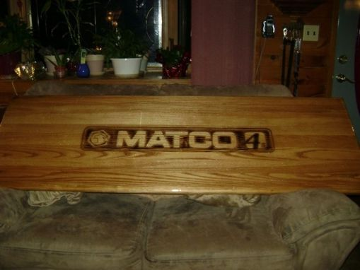Custom Made Matco Toolbox  Top