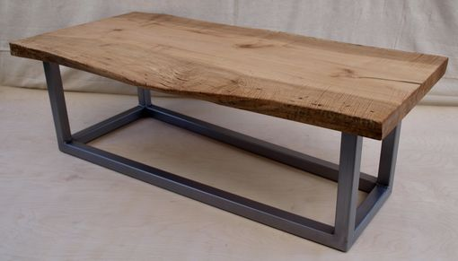 Custom Made Live Edge4 Maple Coffee Table