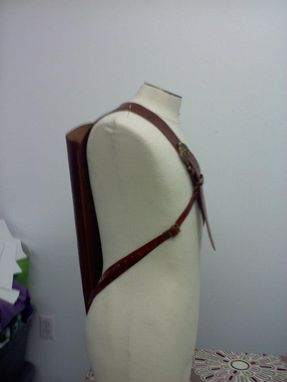Custom Made Traditional Long Bow Quiver