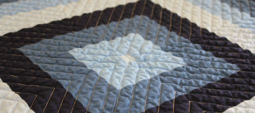 Custom Made Handcrafted Organic Cotton Baby Quilts