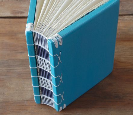 Custom Made Wood Wedding Guest Book Or Journal