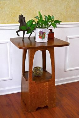 Custom Made Limbert (Craftsman) Style Table