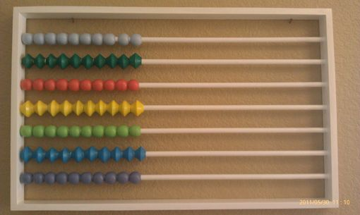 Custom Made Abacus