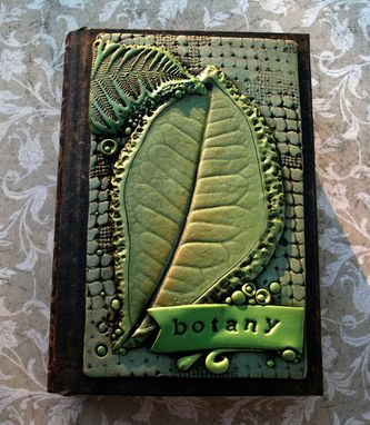 Custom Made Botany Book Box