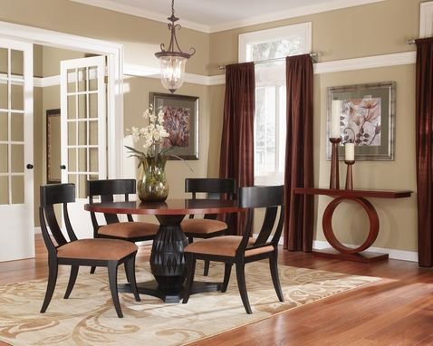 Custom Made Klismos Dining Chairs
