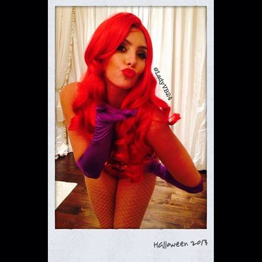 Custom Made Jessica Rabbit Costume