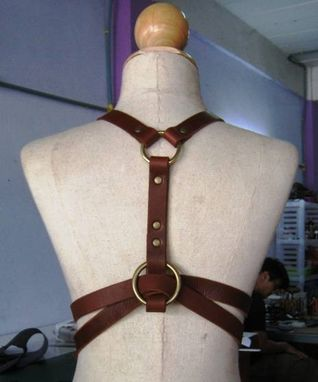 Custom Made Wrap Around Belt Harness
