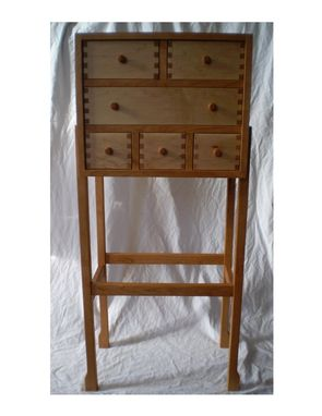 Custom Made Beaumont Chest
