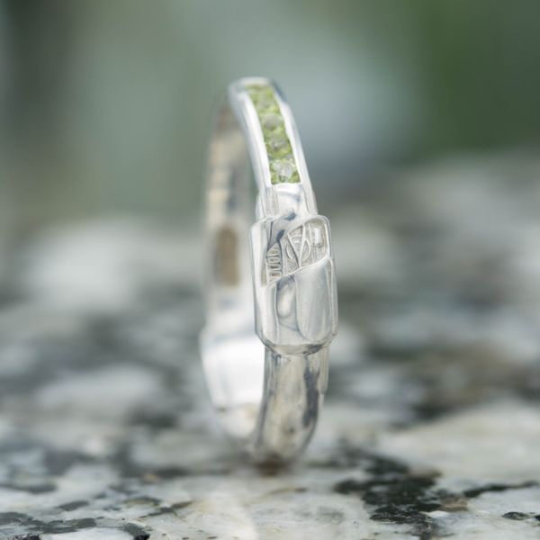 Geeky Engagement Rings Nerdy Wedding Bands Custommade Com